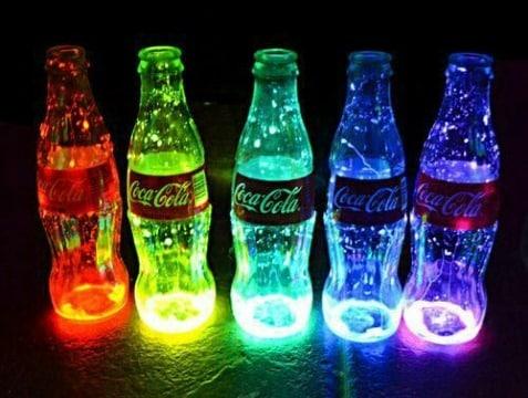 como hacer luces de neon faciles