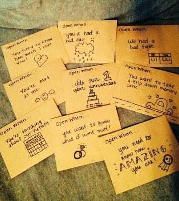 ideas de regalos faciles de hacer para novio