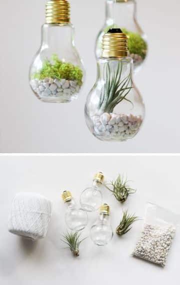ejemplos de inventos con material reciclable