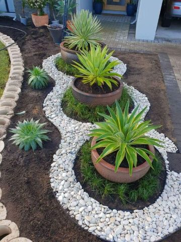 ideas para decorar tu jardin en casa