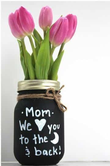 regalos caseros para el dia de la madre maceteros