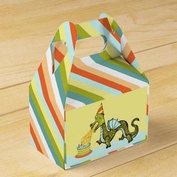cajas de sorpresas para cumpleaños de niño
