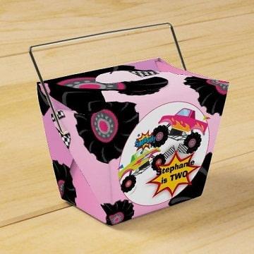 cajas de sorpresas para cumpleaños decoración