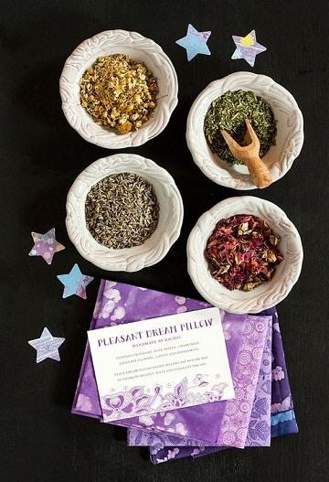 como hacer un cojin de semillas aromaterapia