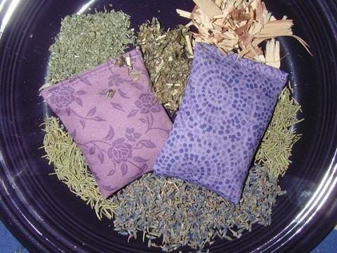 como hacer un cojin de semillas saquito