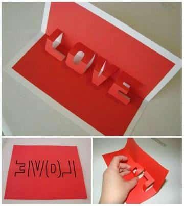 detalles para mi novio hechos a mano tarjeta