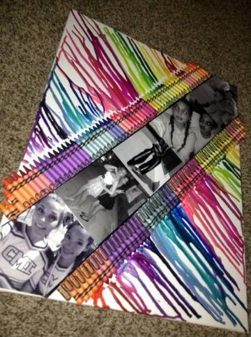 manualidades para mi mejor amiga coloridas