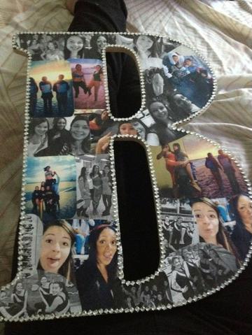 manualidades para mi mejor amiga con fotos