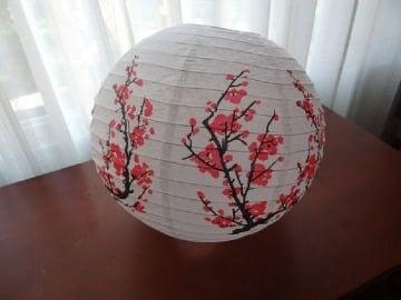 diy lamparas japonesas de papel
