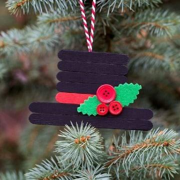 figuras con palitos de paleta para navidad