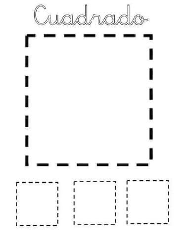 figuras geometricas para recortar e imprimir
