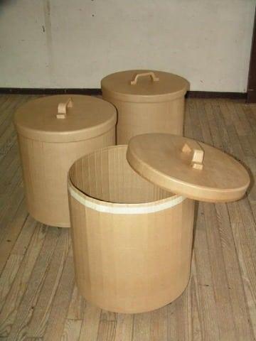 imagenes de manualidades de carton reciclado