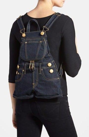 imagenes de mochilas de jeans recicladas