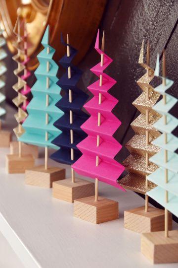 manualidades con hojas de papel de colores