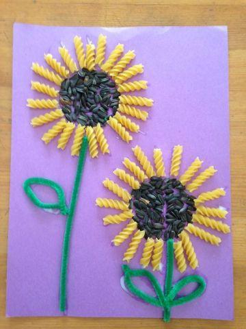 manualidades de verano para niños de 2 a 3 años