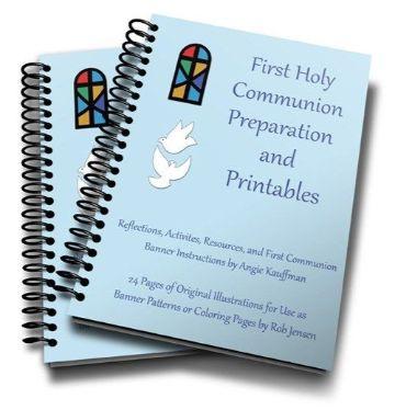 manualidades de primera comunion recuerdos