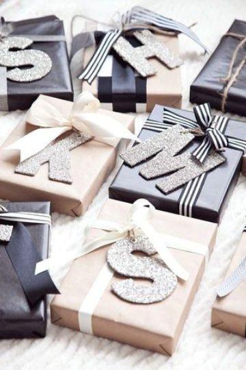 cajas de regalos navideñas personalizadas
