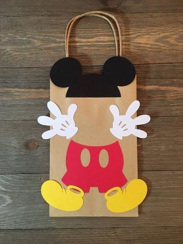 cotillones de mickey mouse bolsas