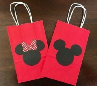 cotillones de mickey mouse simples