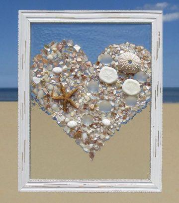 cuadros con estrellas de mar para regalar