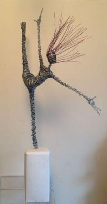figuras con alambre de cobre asombrosas