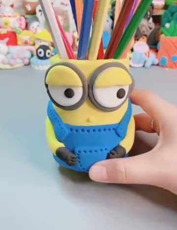ideas para manualidades con arcilla para niños