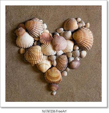 manualidades con arena de mar para colgar