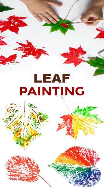 manualidades de otoño para niños en casa
