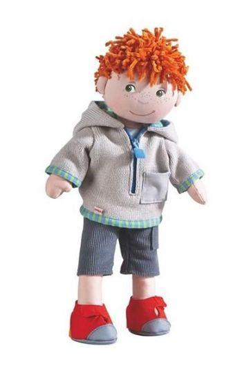 muñecos de tela para niños paso a paso