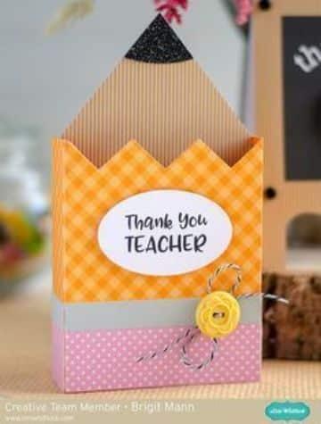 ideas para manualidades para el dia del maestro