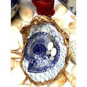 4 manualidades con caracoles y ostras