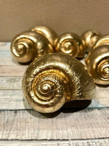 ideas para manualidades con caracoles y ostras