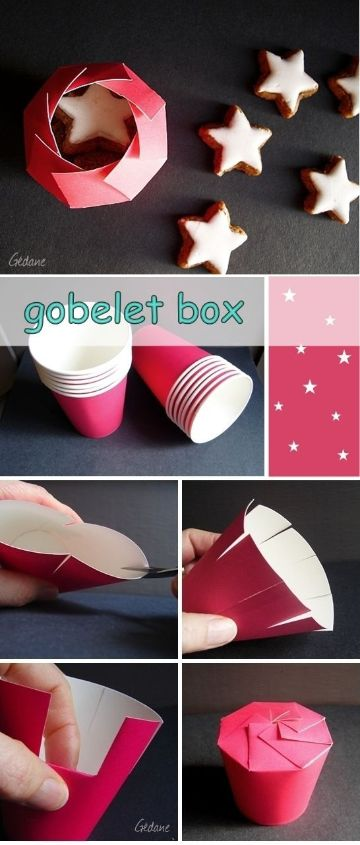 ideas para manualidades con vasos desechables