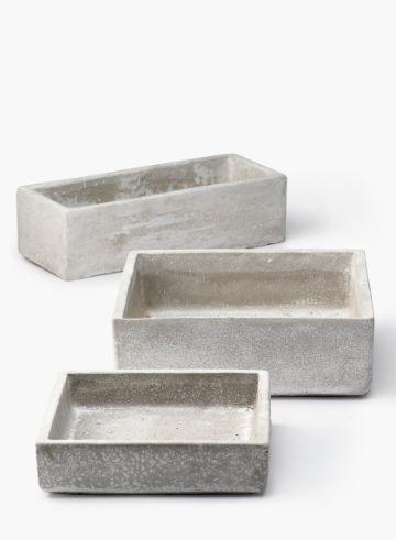 manualidades con cemento blanco paso a paso