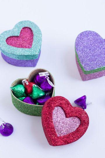 manualidades con foami escarchado para regalos