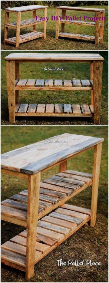 manualidades con madera reciclada para la cocina