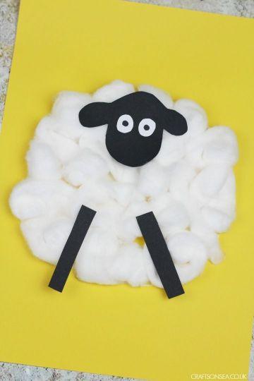 cosas hechas de algodon para divertirnos