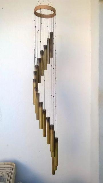 cosas hechas de bambu decorativas