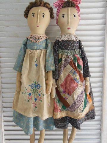 muñecos con materiales reciclables para niñas