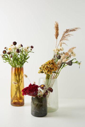 floreros hechos a mano sencillos