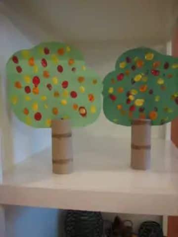 manualidades para niños de 4 años con rollos de papel higienico