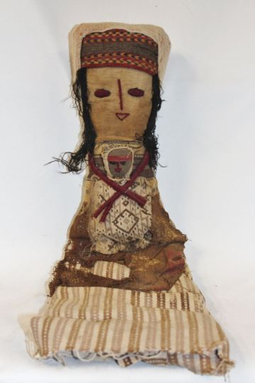 muñecas de trapo peruanas artesanales