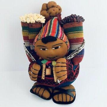 muñecas de trapo peruanas tradicionales