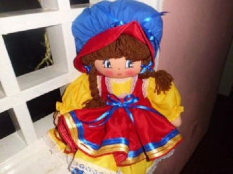 muñecas de trapo venezolanas clasicas