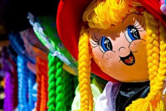 muñecas de trapo venezolanas ideas