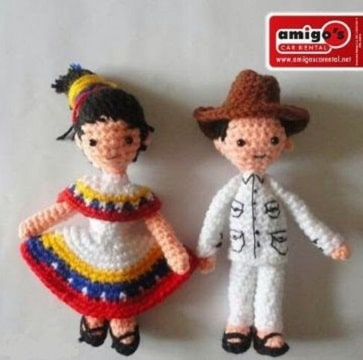 muñecas de trapo venezolanas tradicionales