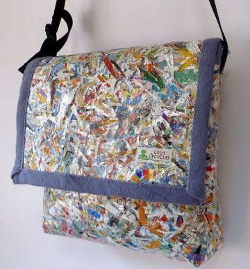 4 manualidades con bolsas plasticas