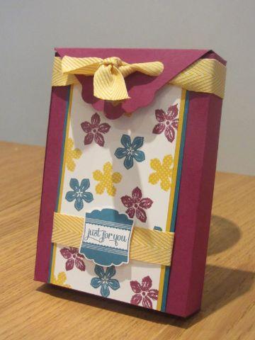 cajas de regalo hechas a mano para mama