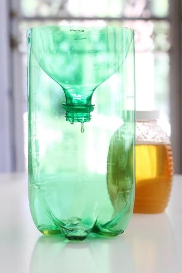 manualidades con botellas de refresco plasticas