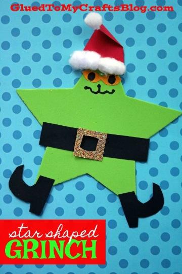 manualidades navideñas con foami sencillas